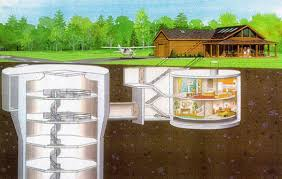 home design cold war era missile silo luxury for sale is the