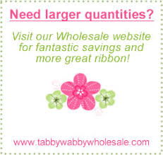 hairbow supplies tabby wabby hairbow supplies custom printed and polka dot ribbon