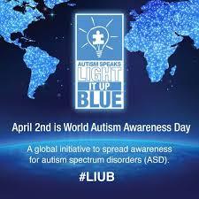 autism speaks light it up blue april 2nd is world autism awareness day autism speaks light it up blue