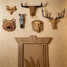 bear wooden wall trophy u2013 crowdyhouse