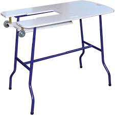 Sullivans Home Hobby Table 8 Flexible Best Sewing Machine Tables With Cabinet Sewing Desk