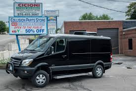 mercedes commercial mercedes benz sprinter rear cargo hvac for heating cooling