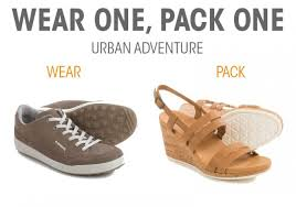 Best Shoes For Support And Comfort Pack The Best Travel Shoes Without Overloading Your Luggage