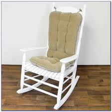 Pink Rocking Chair For Nursery Furniture Dazzling Design Of Rocking Chair Cushion Sets For Chic