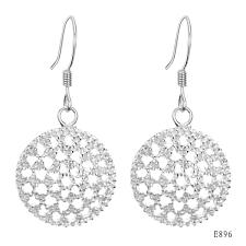 womens earrings sell silver plated fashion jewelry silveriness women s earrings