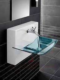 designer bathroom sinks basins 17 best ideas about glass sink on