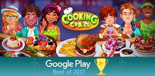 t駘馗harger les jeux de cuisine cooking craze jeu de cuisine applications sur play