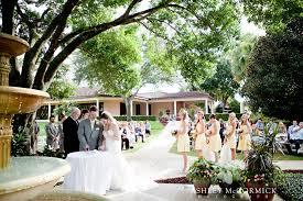 central florida wedding venues legends courtyard outdoor wedding venues mission inn resort