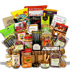 healthy food gift baskets healthy gift basket signature series jpg