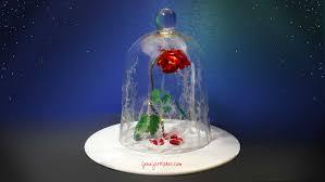 beauty and the beast light up rose diy beauty the beast rose jar it s enchanted jennifer maker