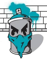 Spray Cans Paint - cartoon spray paint can free download clip art free clip art