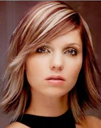 regular people haircuts for medium length medium length layered hairstyles for young women simple
