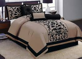 Black Comforter Sets King Size 455 Best Bedding Sets Images On Pinterest Antique Beds Beach
