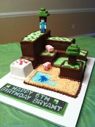 minecraft cupcakes party birthday ideas minecraft