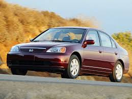 Honda Civic Usa Mad 4 Wheels 2001 Honda Civic Sedan Usa Version Best Quality