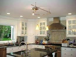 ceiling fan track lighting kitchen with track lighting image of modern kitchen light fixtures kitchen track ceiling fan track lighting