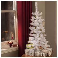 buy tesco 3ft white tree from our trees range