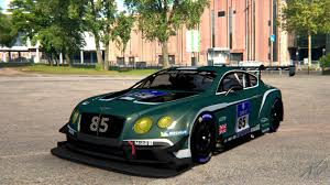 bentley gt3 interior bentley continental gt3 new livery new interior textures less