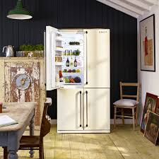 smeg fq960p victoria american style four door fridge freezer