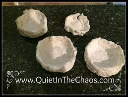 paper mache kids craft quiet in the chaos