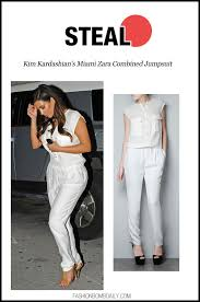 zara jumpsuit s miami zara combined jumpsuit fashion