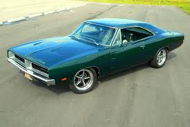 top dodge cars dodge charger 1969 green top classics cars