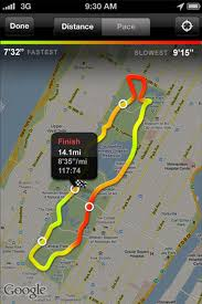 Map Running Routes by Nike Running 5 7 0 Software Downloads Techworld