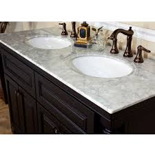 Marble Bathroom Vanity Tops by Marvelous Custom Corian Bathroom Vanity Tops From White Marble