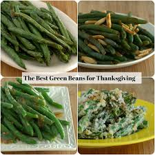 easy fresh green bean side dishes