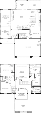 pardee homes floor plans plan 3 pardee homes