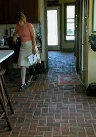 kitchen brick flooring news from inglenook tile