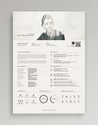 Resume Template For Latex Resume Curriculum Vitae On Behance