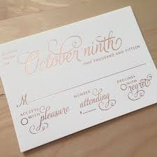 sles of wedding programs rsvp cards for wedding invitations sles wedding invitation ideas