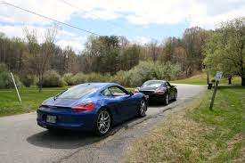 porsche cayman s horsepower how much better is the porsche cayman than the one