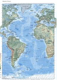 Geographical Map Of South America by Map Atlantic Oceanfree Maps Of Us