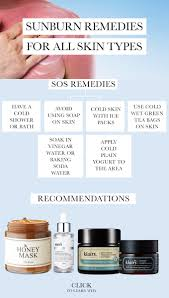 remedies for all skin types