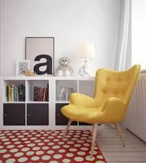 chambre vintage fille fauteuil enfant 30 idées pour la chambre de fille et de garçon