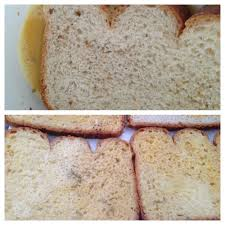 Buttered Bread In Toaster Sandwich Toast Naija Chef