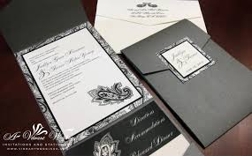 Scroll Invitation Cards Grey Wedding Invitation U2013 A Vibrant Wedding