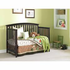 Baby Cribs That Convert To Toddler Beds by Graco Freeport 4 In 1 Convertible Crib Cherry Walmart Com
