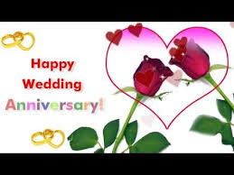 wedding wishes to niece happy wedding anniversary greeting ecard