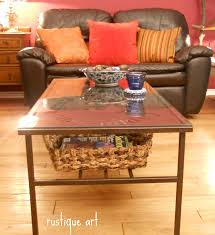 Coffee Table With Baskets Underneath 31 Days Of Before U0026 After Day 27 U201ccoffee Table U201d