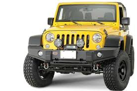 jeep front grill guard arb 3450230 deluxe jeep wrangler jk 2007 2015 winch front bumper black