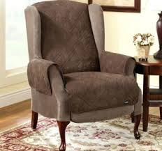Sure Fit Recliner Slipcovers Sure Fit Recliner Cover Instructions Recliner Slipcovers Sure Fit