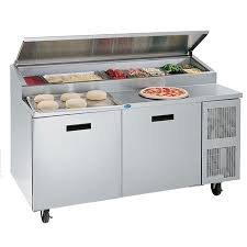 continental pizza prep table randell commercial prep tables unified brands