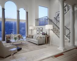 Living Rooms With Area Rugs Bedroom Inspiring Lighting For Living Room Using Floor Lamp Ideas