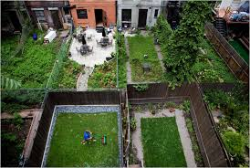 City Backyard Ideas The Backyard In New York City An Oasis Backyard Yards