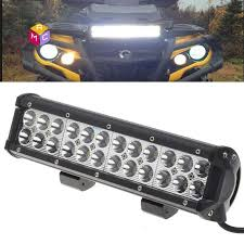 Led Work Light Bar by 78 Best Atv Utv Led Light Bar Led Work Light Images On Pinterest
