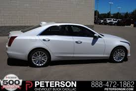 cadillac cts tire size 2017 cadillac cts 3 6l v6 awd premium luxury for sale boise id