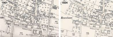 Geocaching Map Gc5p94j History Of Burwell Lockup U0026 Forgotten Footpath